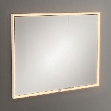Įmontuojama veidrodinė spintelė Villeroy & Boch My View Now 100 cm