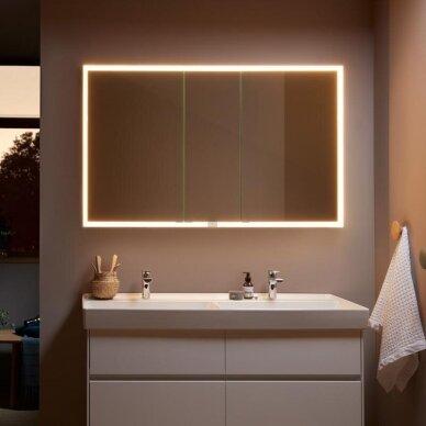 Įmontuojama veidrodinė spintelė Villeroy & Boch My View Now 160 cm