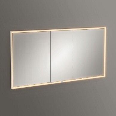 Įmontuojama veidrodinė spintelė Villeroy & Boch My View Now 160 cm 2