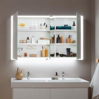 Įmontuojama veidrodinė spintelė Villeroy & Boch My View Now 160 cm 8