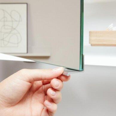 Įmontuojama veidrodinė spintelė Villeroy & Boch My View Now 60 cm 2