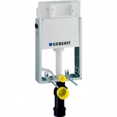 Įmūrijamas WC bakelis Geberit KombifixBasic