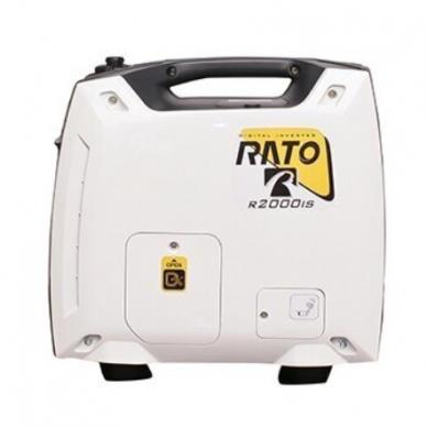 Inverterinis generatorius Rato R2000IS2, 1.8kW 2