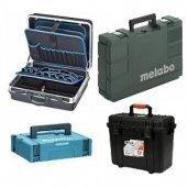 Įrankių dėžės, lagaminai