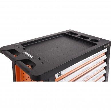 Įrankių spintelė Sthor 302 įrankiai, 6 stalčiai (58550) 7