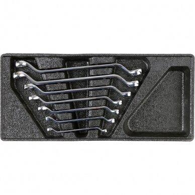 Įrankių spintelė Vorel 177 įrankiai, 6 stalčiai (58540) 17