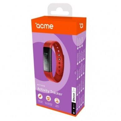Išmanioji apyrankė Acme Activity tracker ACT101R 5