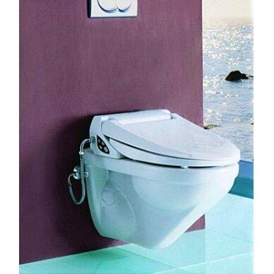 Išmanusis-higieninis unitazo dangtis AquaClean 4000WC 8