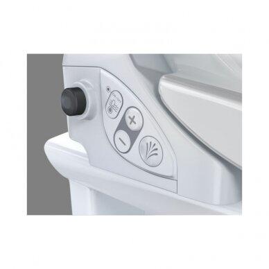 Išmanusis-higieninis unitazo dangtis AquaClean 4000WC 2