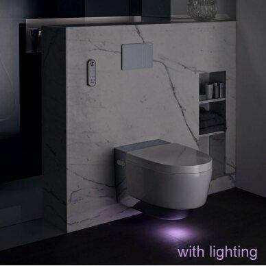 Išmanusis pakabinamas WC Geberit AquaClean Mera Comfort 3