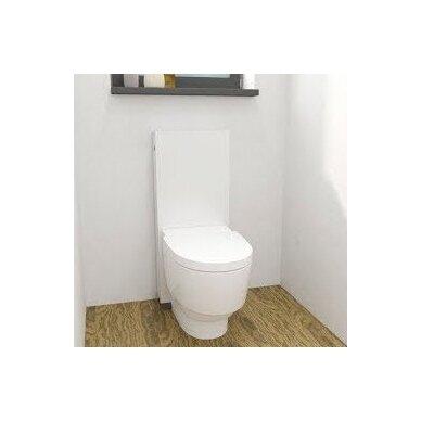 Išmanusis pastatomas WC puodas su išoriniu vandens bakeliu Geberit AquaClean Mera Classic 2