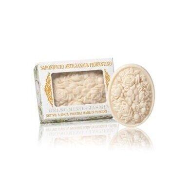 Jazminų aromato muilas Saponificio Artigianale Fiorentino 125g