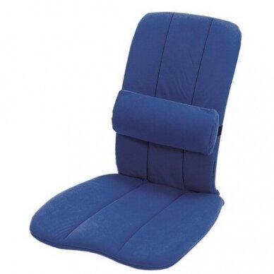 Juosmeninė nugaros pagalvėlė SISSEL® Back, pilka 2