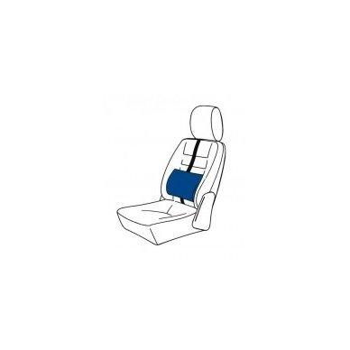Juosmeninė pagalvėlė SISSEL® Tour, juoda 2