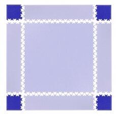 Kampinės dalys sudedamai dangai inSPORTline Simple Blue – 4 vnt.