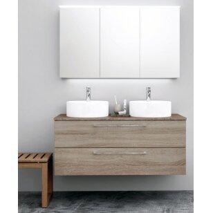 Vonios baldų komplektas Gama 120D 3 dalių