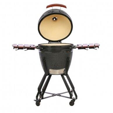 Kamado grilis TunaBone Kamado classic 21 grill 6