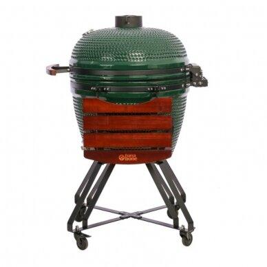 Kamado grilis TunaBone Kamado classic 26 grill 3