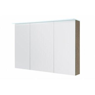 Vonios baldų komplektas Gama 120D 3 dalių 7