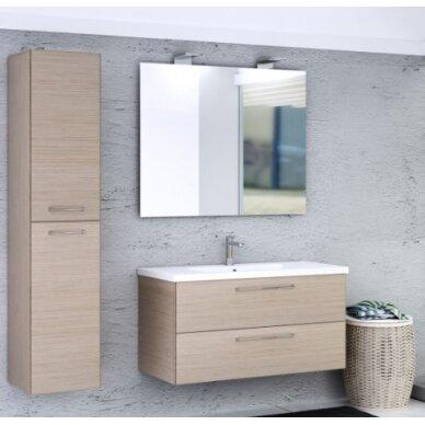 Vonios baldų komplektas Natura 100 3 dalių