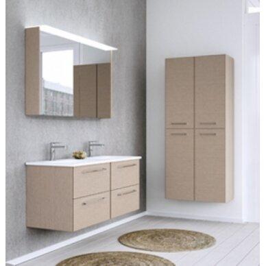 Vonios baldų komplektas Natura 120D