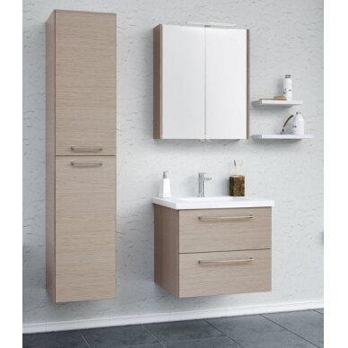 Vonios baldų komplektas Natura 60