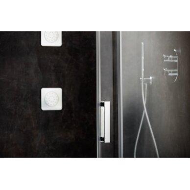 Kampinė dušo kabina Ravak Matrix MSDPS 100, 110, 120 cm 7