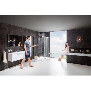 Kampinė dušo kabina Ravak Matrix MSDPS 100, 110, 120 cm 2