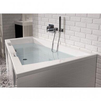 Kampinė vonia Riho Doppio 180 cm 2