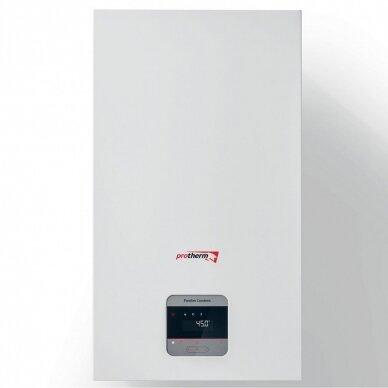 Katilas Panther Condens 25/31 KKV-CS/1, su momentiniu vandens ruošimu, 3,9 - 27,3 kW
