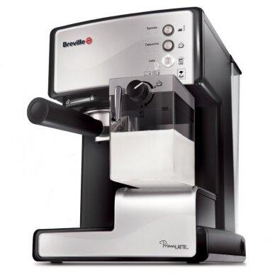 Kavos aparatas Breville Prima Latte su kapučino funkcija