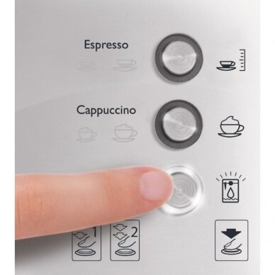 Kavos aparatas Breville Prima Latte su kapučino funkcija 2