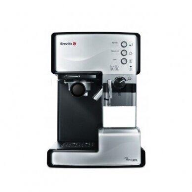 Kavos aparatas Breville Prima Latte su kapučino funkcija 5