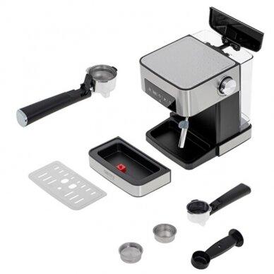 Kavos aparatas Camry Espresso and Cappuccino CR 4410 6