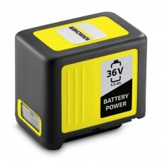 Keičiama baterija Battery Power 36/50 Kärcher