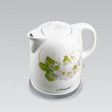 Keramikinis virdulys  Maestro MR-066-W 1.5 l