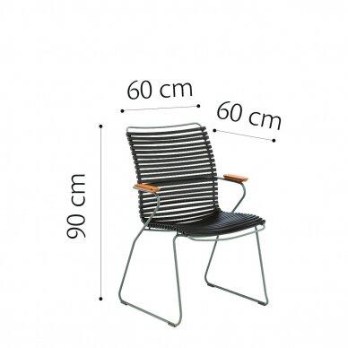 Kėdė Houe Click su paaukštinta atrama 3