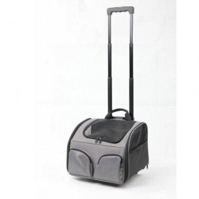 Kelioninis krepšys Pawise su ilga rankena