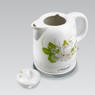 Keramikinis virdulys  Maestro MR-066-W 1.5 l 2