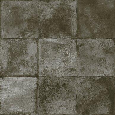 Keraminės plytelės Fs Etna black 33x33