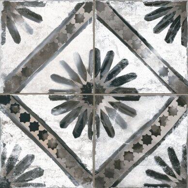 Keraminės plytelės Fs Marrakech Grey 45x45