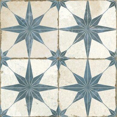 Keraminės plytelės Fs Star Blue 45x45