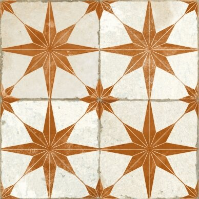 Keraminės plytelės Fs Star Oxide 45x45