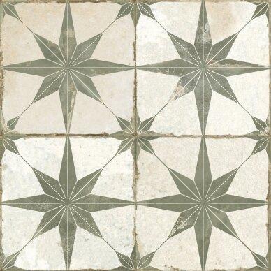 Keraminės plytelės Fs Star Sage 45x45