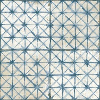 Keraminės plytelės Fs Temple blue 45x45
