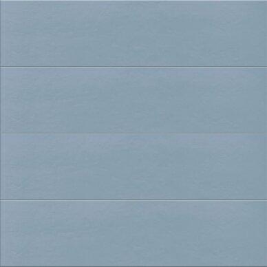Keraminės plytelės Wall Tones Dusty blue 30x120