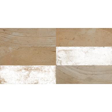 Keraminės sienų plytelės Fs Mud Sand 20x40