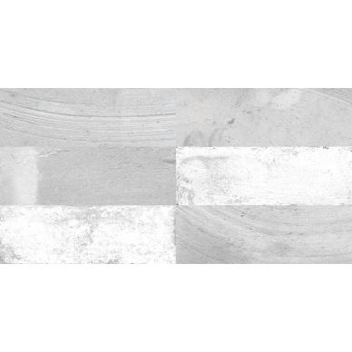 Keraminės sienų plytelės Fs Mud Silver 20x40