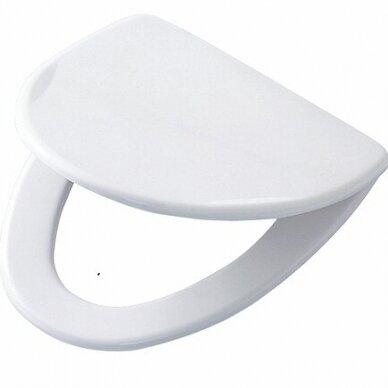 Klozeto sėdynė su dangčiu Ifo Cera