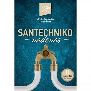 Knyga Santechniko vadovas 2
